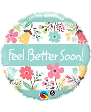 Feel Better Soon! Floral