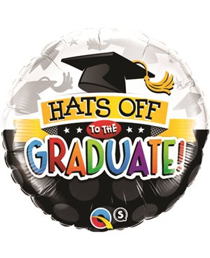 Hats Off The Graduate!