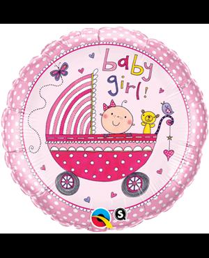Rachel Ellen - Baby Girl Stroller