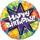 Birthday Radiant Blast