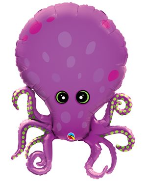 Amazing Octopus