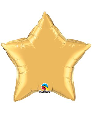 Estrella Metallic Gold