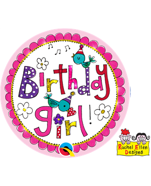 Rachel Ellen - Birthday Girl