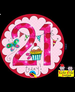 Rachel Ellen - Age 21 Perfect Pink