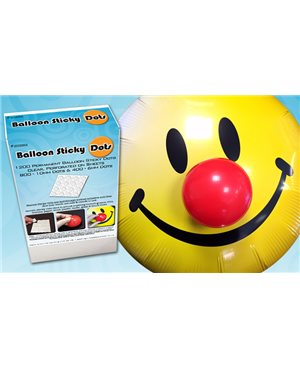 Balloon Sticky Dots