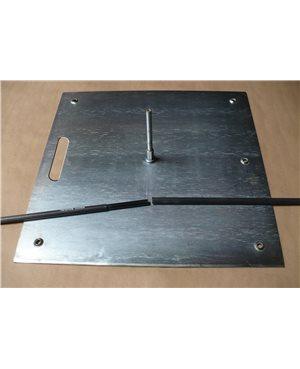 AeroPole Base Plate