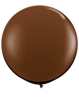 Chocolate Brown Liso