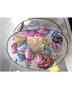 Easy Pop Up Balloon Corral