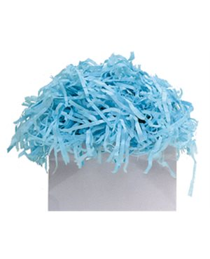 Shredded Tissue - Light Blue