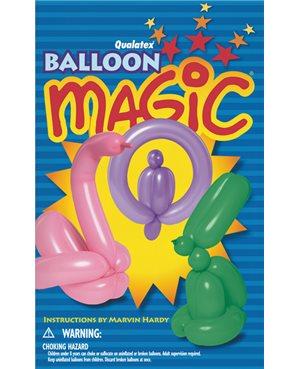 Balloon Magic 260Q Paperback Book