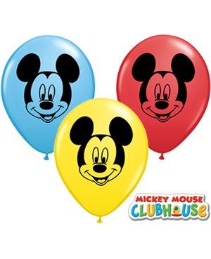 Micky Mouse Face