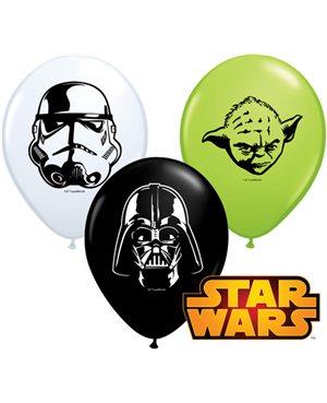 Surtido Star Wars Faces