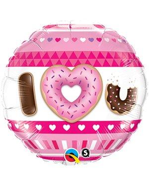 I (Heart) U Donuts