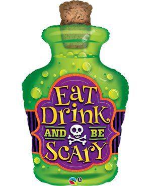"""Eat Drink And Be Scary -40""""- Minimo 3 Unid"""