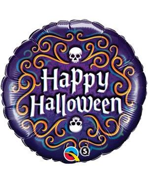 """Halloween Skeleton Filigree- 18""""- Minimo 3 Unid"""