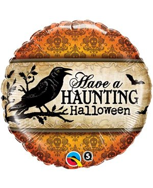 "Halloween A Haunting Halloween -18"" - Minimo 3 Unid"