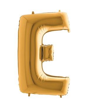 Letra E Disponible en 4 Colores- 2 Tamaños