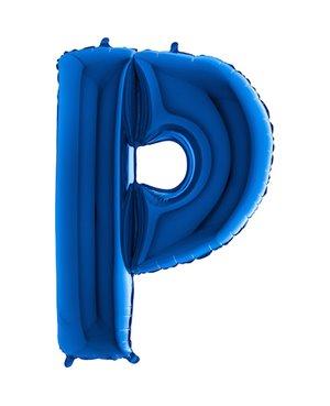 Letra P- Disponibles en 4 Colores- 2 Tamaños