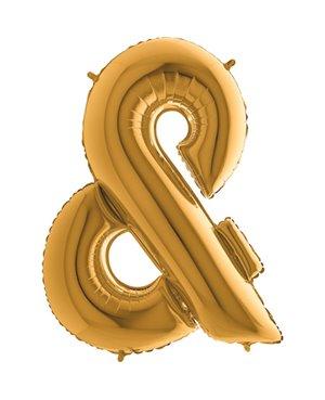 Simbolo &- Disponibles en 2 Colores- 2 Tamaños