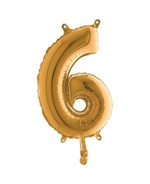 """Numero 6 de 14"""". Disponible en 4 Colores."""