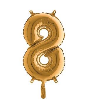 """Numero 8 de 14"""". Disponibles en 4 Colores"""