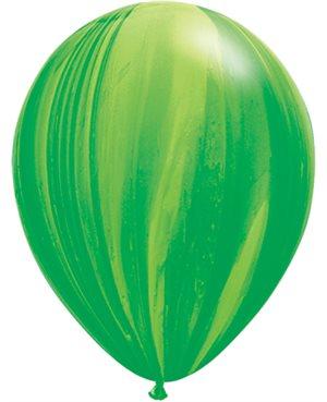 Green Rainbow SuperAgate