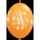 Globos de Látex en Español- Feliz Cumpleaños