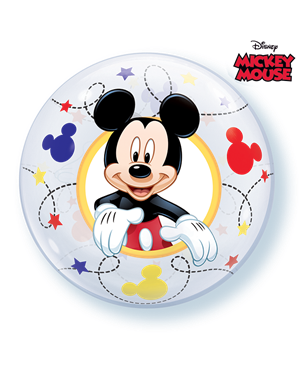 Disney Mickey Air Bubble (10ct) Air-fill