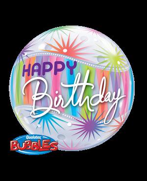 "Birthday Sorbet Starblast 22"" (Minimo 3 Unid)"