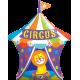 "Big Tops Circus Lion 36"" (Minimo 3 unid)"