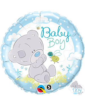 "TinyTatty Teddy Baby Boy 18"" (Minimo 3 Unid)"