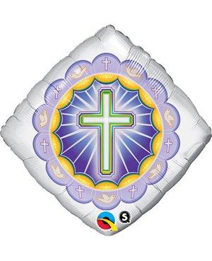 "Illuminated Cross 18"" (minimo 3 Unid)"