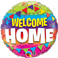 """Welcome Home Pennents 18"""" (Minimo 3 Unid)"""