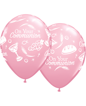 "Communion Symbols 11"" Pink (25ct)"