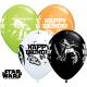 "Star Wars Birthday Assorment 11"" Assorted (25ct)"