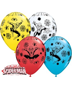 "Marvels Spider-Man 11"" Assorted (25ct)"