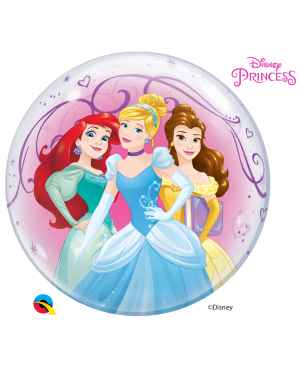 "Bubble Disney Princess 22"" (Minimo 3 Unid )"