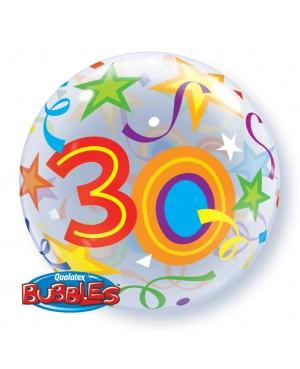 Bubbles 30 Brilliant Stars