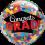Congrats Grad Caps & Triangles (Minimo 3 Unid)
