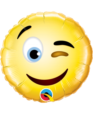 "Smiley Wnk 9"" Air-Fill (Minimo 5 Unid)"