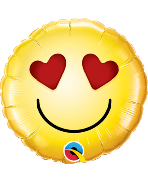 "Smiley Love 9"" Air-Fill (Minimo 5 Unid)"