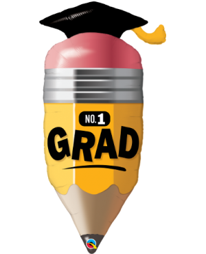 No.1 Grad Pencil (Minimo 3 Unid)