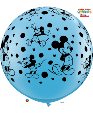 Disney Mickey Mouse -a-Round 3`(2ct)