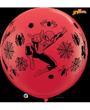 Marvel´s Spider -Man-A- Round 3´(Surtido Red&Robin´s Egg Blue) (2ct)
