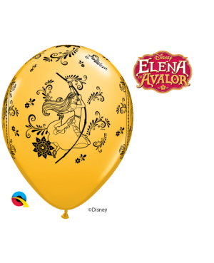 "Disney Elena of Avalor Cameos 11"" (25ct)"