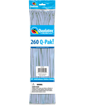 Q- Pack 260Q Silver (50 Unid)