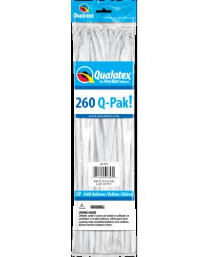 Q- Pack 260Q White (50 Unid)