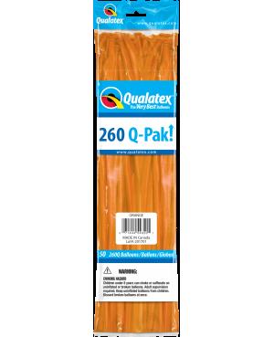 Q- Pack 260Q Orange (50 Unid)