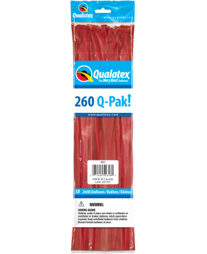 Q- Pack 260Q Red (50 Unid)