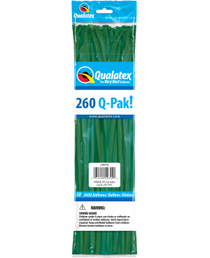 Q- Pack 260Q Green (50 Unid)